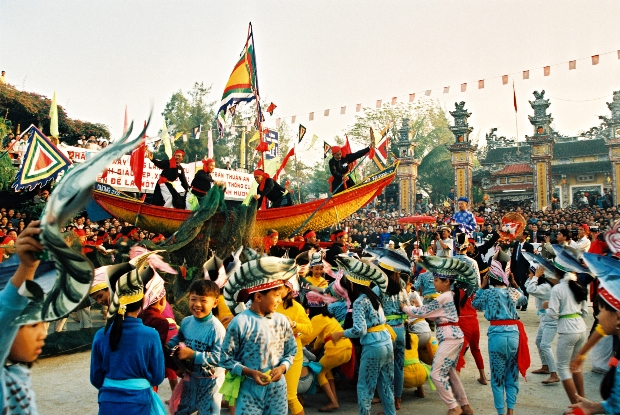 Lễ hội cầu ngư Các lễ hội truyền thống ở Huế