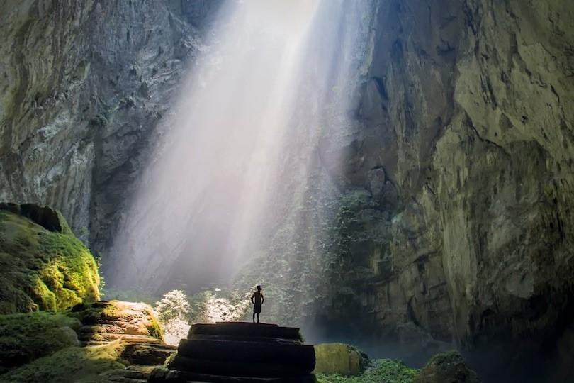 hang Sơn Đoòng Phong Nha - Kẻ Bàng