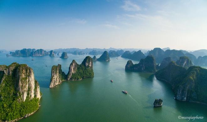 vịnh Hạ Long - Cho thuê xe miền trung