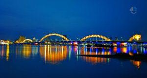 Cầu Rồng – Biểu tượng mới của du lịch Đà Nẵng