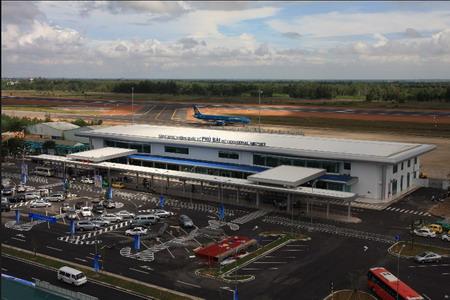 Từ Sân bay Phú Bài về Huế đi như thế nào