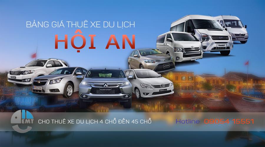 Bảng giá thuê xe Hội An Bang gia thue xe tai hoi an