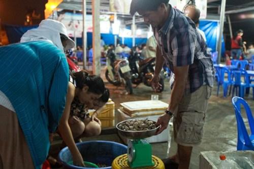Chợ Hải Sản du lịch Đà Nẵng