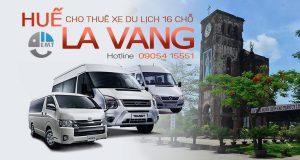 Giá thuê xe 16 chỗ Huế đi La Vang | Thue xe 16 cho Hue di La Vang