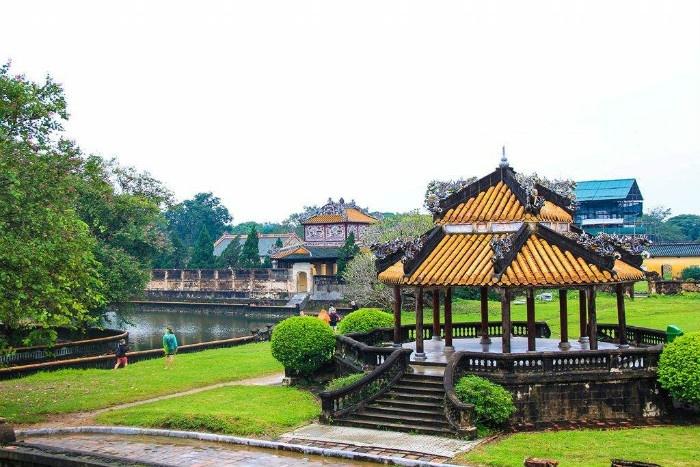 Du lịch Huế mùa mưa Du lich Hue mua mua