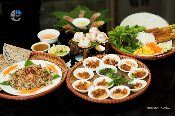 Bánh bèo nậm lọc Quán ăn ngon ở Huế du lich hue