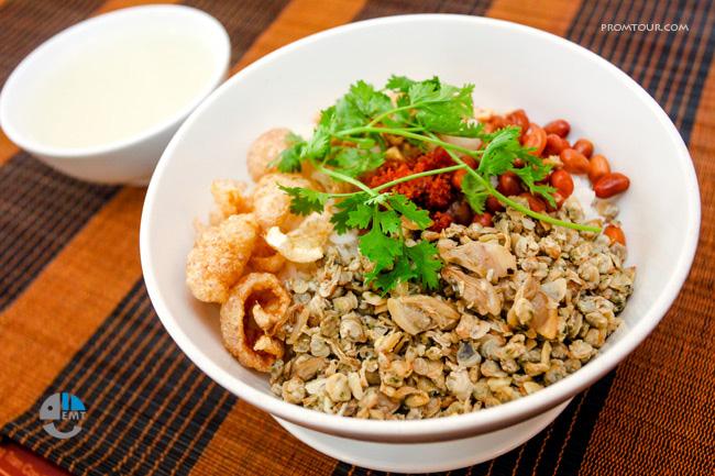 Cơm Hến Quán ăn ngon ở Huế du lich hue