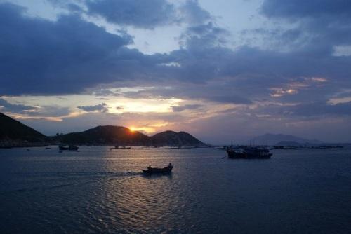Đảo Bình Ba Vịnh Cam Ranh