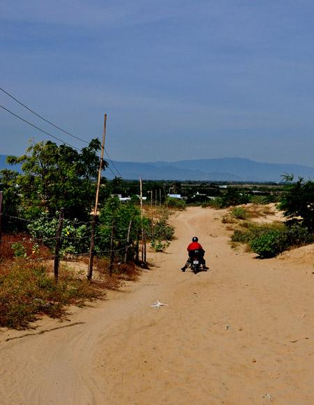 đồi cát Nam Cương Du lịch Ninh Thuận
