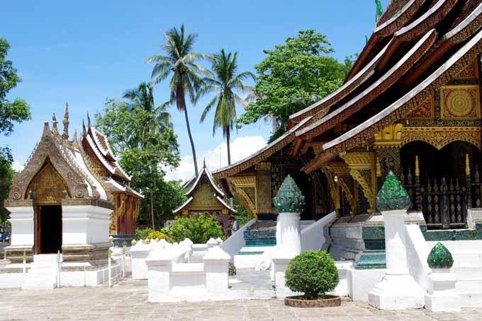 Luông Pha Băng Du lịch Lào