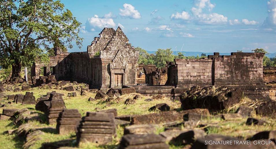Pakse Du lịch Lào