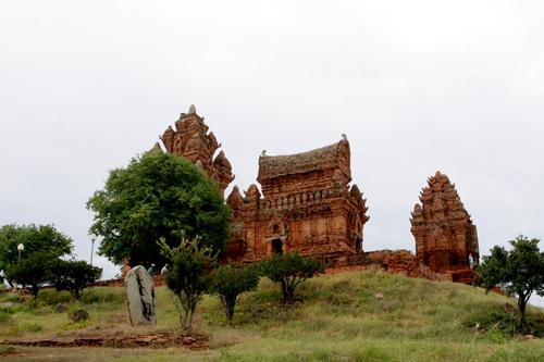 Tháp Chăm Du lịch Ninh Thuận
