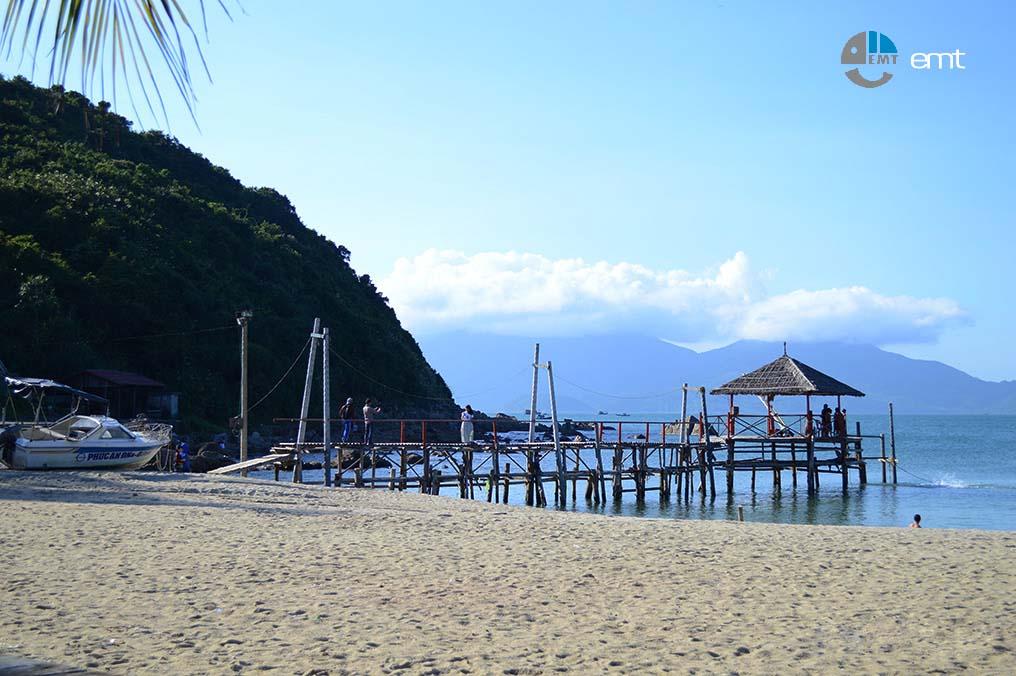 Bãi biển Tiên Sa Sơn Trà du lịch Đà Nẵng