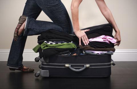 Cách sắp xếp hành lý khi đi du lịch