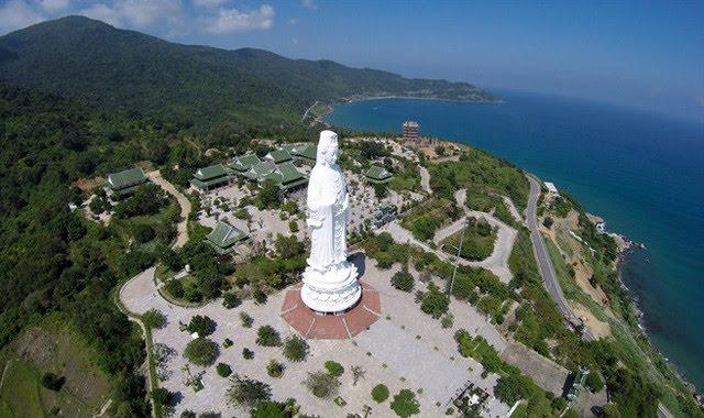 Chùa Linh Ứng Sơn Trà du lịch Đà Nẵng