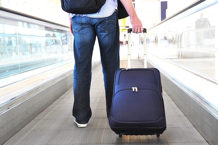 Cách sắp xếp hành lý đi du lịch