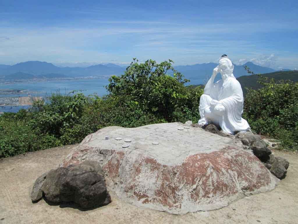 Đỉnh Bàn Cờ Sơn Trà du lịch Đà Nẵng