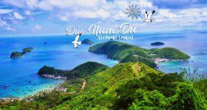 Kinh nghiệm du lịch đảo Nam Du – Phú Quốc