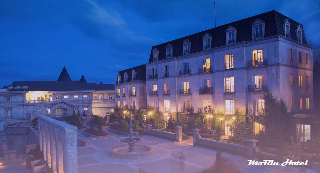 Khách sạn Morin Hotel kinh nghiệm du lịch Bà Nà Hills Đà Nẵng