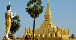 Thạt Luổng – ngôi chùa nổi tiếng và đẹp nhất ở Lào