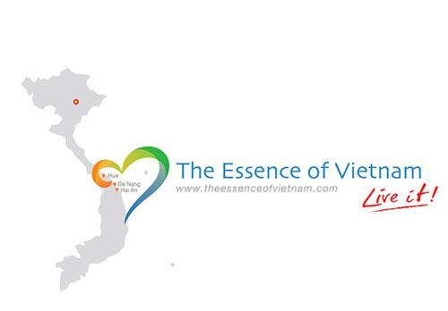 Logo du lịch Huế, Đà Nẵng, Hội An