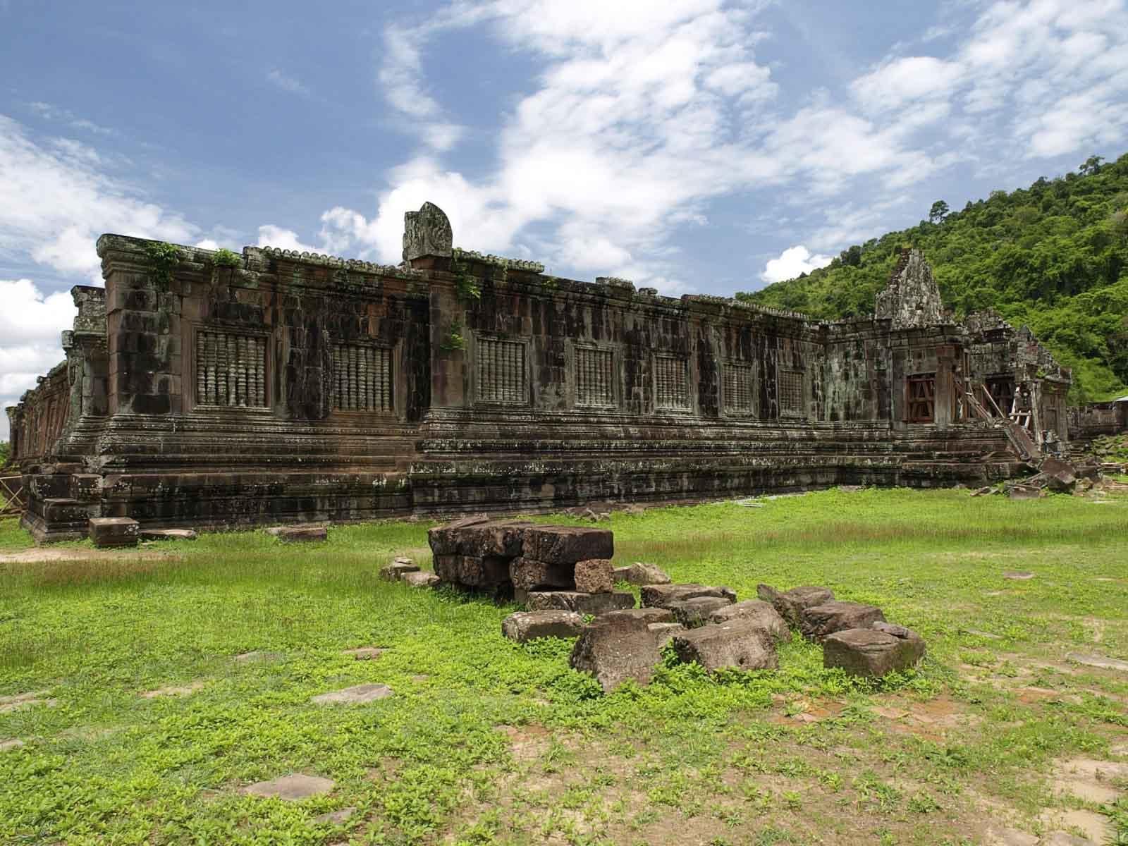 Wat Phu Pakse pắc xế lào