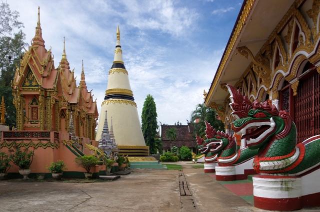 Wat Luang Pakse pắc xế lào