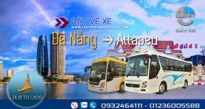 Xe Đà Nẵng đi A ta pư (Attapeu) Lào giá rẻ | Bus from Da Nang to Attapeu Laos