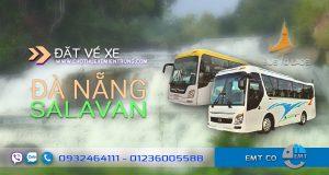 Xe Đà Nẵng đi Salavan Lào giá rẻ | Bus from Da Nang to Salavan Laos