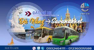 Xe Đà Nẵng đi Savanakhet Lào giá rẻ | Bus from Da Nang to Savanakhet Laos