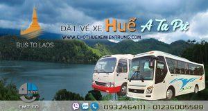 Xe từ Huế đi A ta pư (Attapeu) Lào giá rẻ | Bus Hue to Attapeu Laos