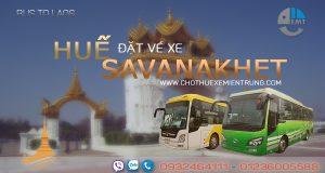 Xe từ Huế đi Savanakhet Lào giá rẻ | Xe Hue di Savanakhet Laos