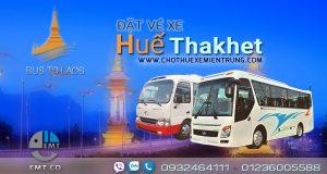Xe từ Huế đi Thakhet Lào giá rẻ | Xe Hue di Thakhet Lao
