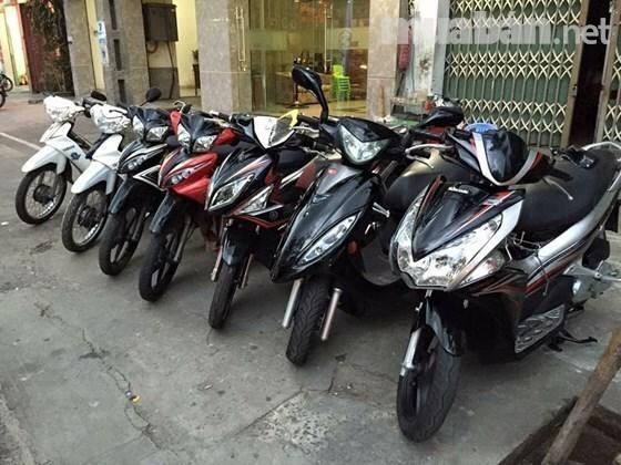 Địa chỉ thuê xe máy ở Huế