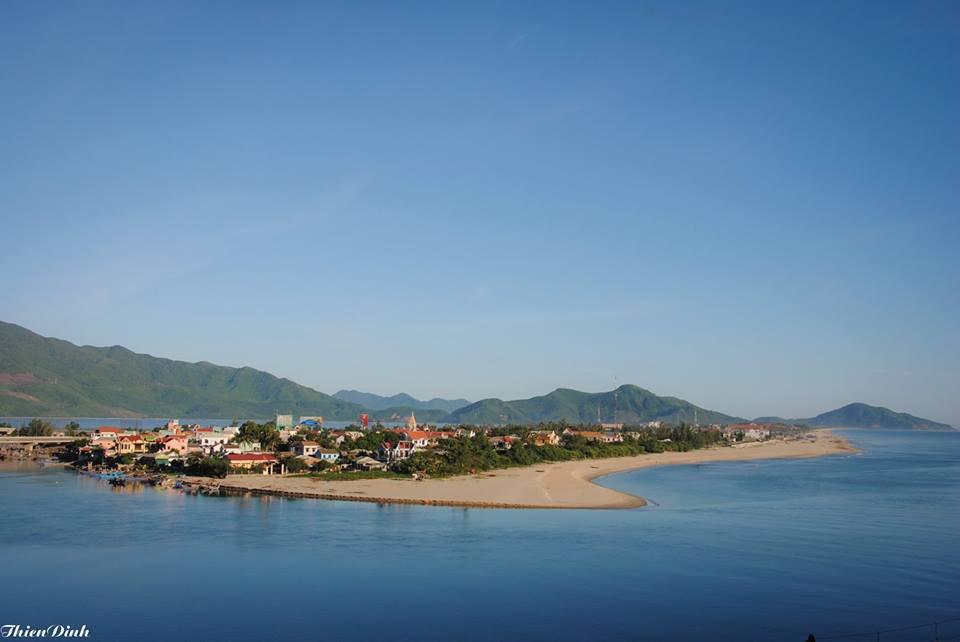 Du lịch Huế mùa hè Vịnh Lăng Cô