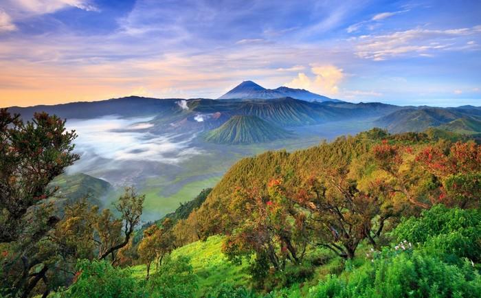 Bromo Tengger Semeru Indonesia