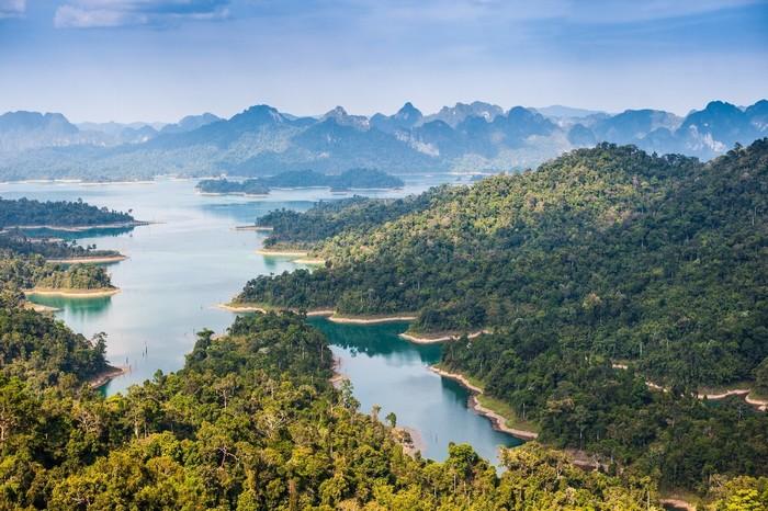 Khao Sok Thai Lan