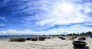 Đến Mỹ Khê ngắm vẻ hoang sơ quyến rũ của bãi biển đẹp nhất Việt Nam