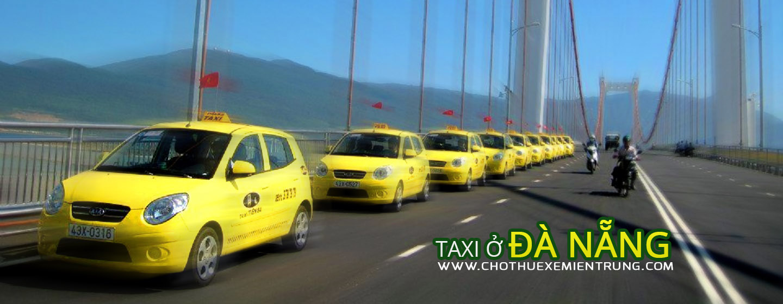 Taxi tại Đà Nẵng: Số điện thoại và giá cước