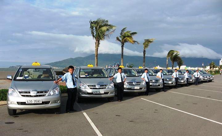 Số điện thoại Taxi ở Đà Nẵng