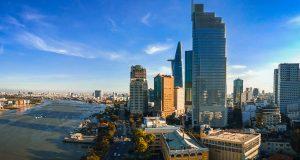 Vẻ đẹp của những tòa nhà chọc trời cao nhất Việt Nam