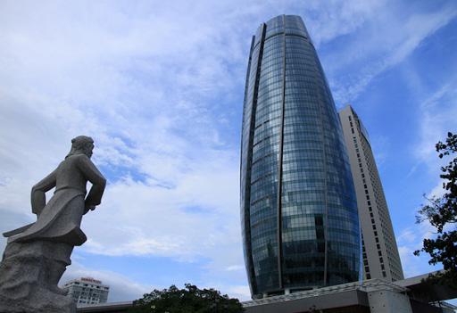Tòa nhà Hành Chính Đà Nẵng Những tòa nhà cao nhất Việt Nam