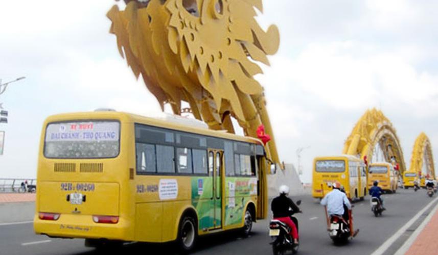 Danh sách lộ trình xe buýt Đà Nẵng