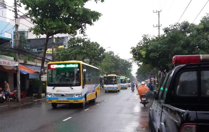 Danh sách lộ trình xe buýt ở Đà Nẵng