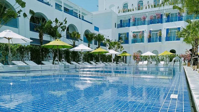 Risemount Resort những điểm check-in đẹp ở Đà Nẵng