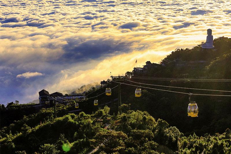 Bà Nà Hills Du lịch Đà Nẵng