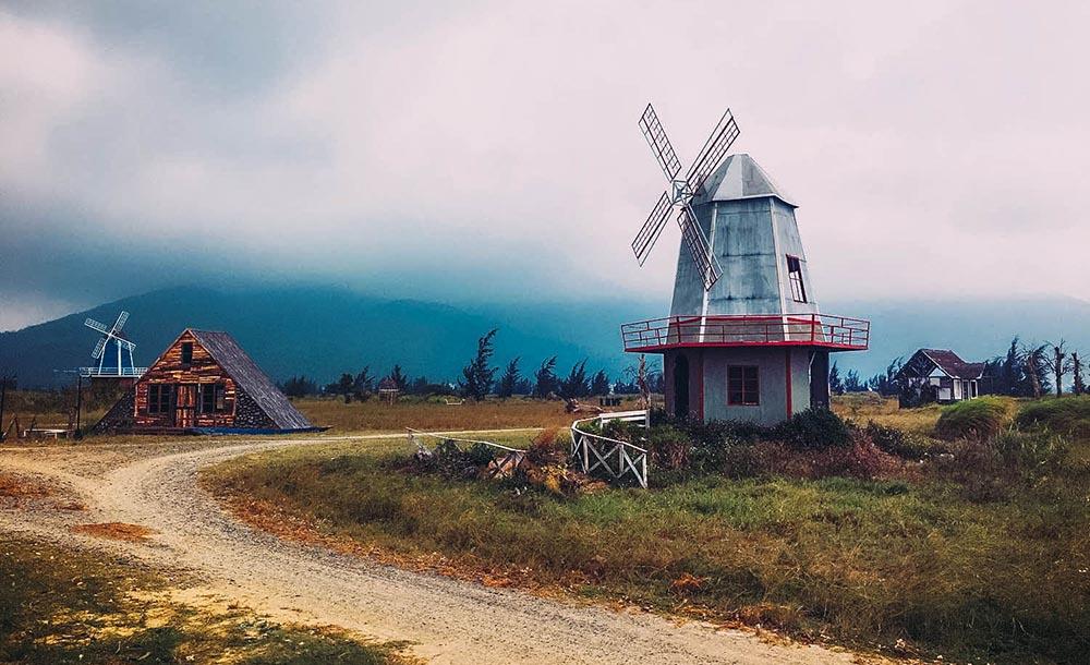 Phim trường Island những điểm check-in đẹp ở Đà Nẵng