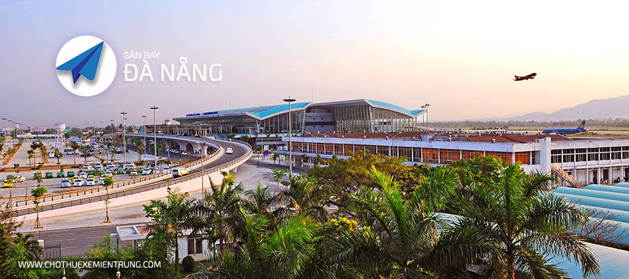 Từ sân bay Đà Nẵng về thành phố