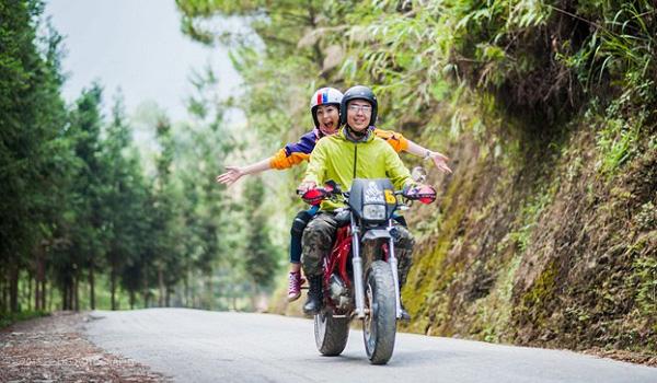 Xe máy Đà Nẵng đi Huế