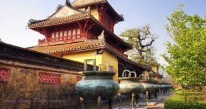 Đại Nội Huế cổ kính uy nghiêm – Di tích của một triều đại